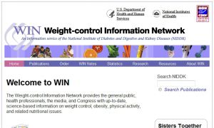Welcome to WIN - The Weight-control Information Network