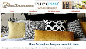 Official website : http://www.homedecoration.co.in