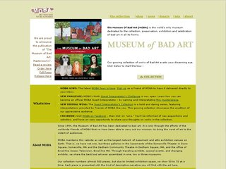 Official website : http://www.museumofbadart.org
