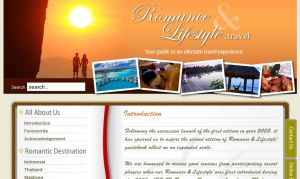 Official website : http://www.romancenlifestyle.travel