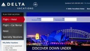 Official website : http://www.deltavacations.com