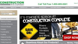 Official website : http://constructioncomplete.com