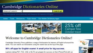 Cambridge Dictionary Online Free English Dictionary And Thesaurus Cambridge University Press