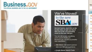 Official website : http://www.business.gov