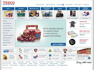 Online Grocery Shopping & Delivery Service - Tesco.com