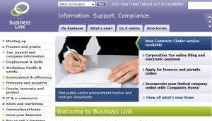 Official website : http://www.businesslink.gov.uk