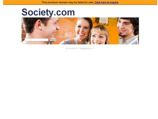 Official website : http://society.com