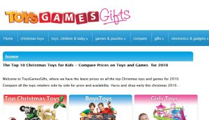 Official website : http://www.toysgamesgifts.com