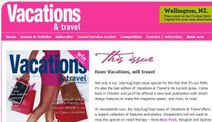 Official website : http://www.vacationsandtravelmag.com