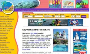 Official website : http://www.keywest.com