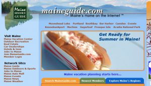 Official website : http://maineguide.com