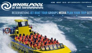 Official website www.whirlpooljet.com