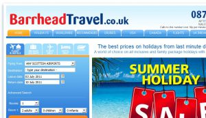 Official website : http://www.barrheadtravel.co.uk