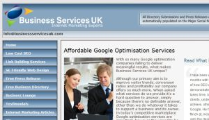 Official website : http://www.businessservicesuk.com