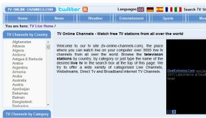 TV Live | Watch Free Online Internet TV Channels and Shows