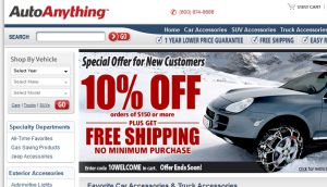 Official website : http://www.autoanything.com