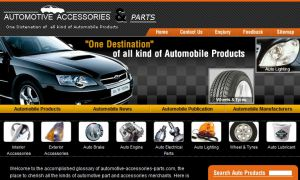 Official website : http://www.automotive-accessories-parts.com