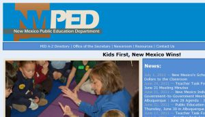 New Mexico Public Education Department