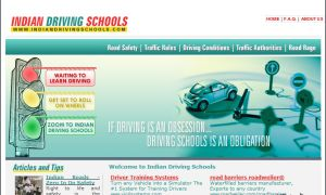Official website : http://www.indiandrivingschools.com
