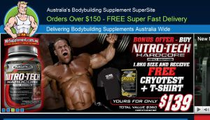 Official website : http://www.mrsupplement.com.au