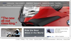 Official website : http://www.bmwmotorcycles.com