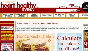 Site Officiel : Welcome to Heart-Healthy Living