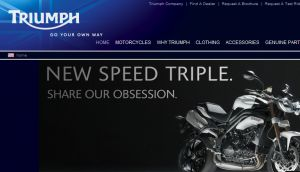Official website : http://www.triumphmotorcycles.com